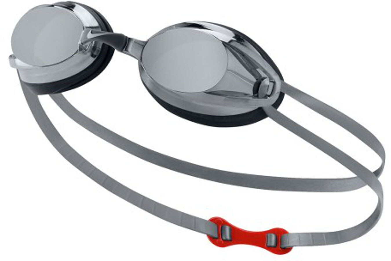 Nike Swim Remora Mirrored Simglasögon grå silver - till fenomenalt ... 4591a23c556cb